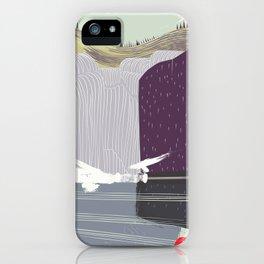 Japan Waterfall iPhone Case