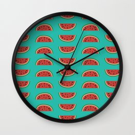 You're One in a Melon Wall Clock