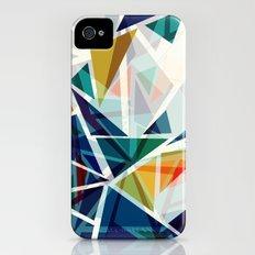 Cracked I iPhone (4, 4s) Slim Case