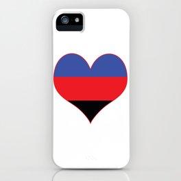 Polyamorous Heart iPhone Case