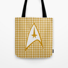Command Gold  Tote Bag
