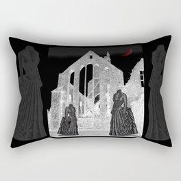 Hallowed Ground Rectangular Pillow