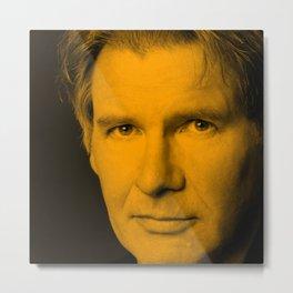 Harrison ford - Celebrity Metal Print