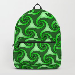 Spiral Triskeles Backpack
