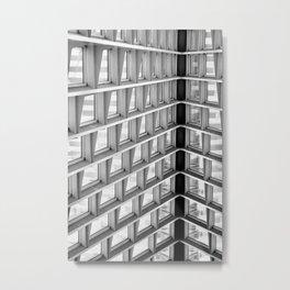 Pattern over the Pavillion Metal Print