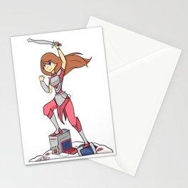ByteKnight Stationery Cards