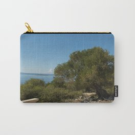 Olive Gardens of Lun Carry-All Pouch