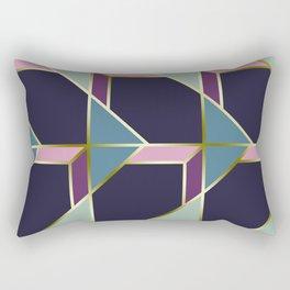 Ultra Deco 3 #society6 #ultraviolet #artdeco Rectangular Pillow