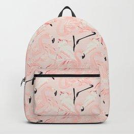 Happy Flamingo Backpack