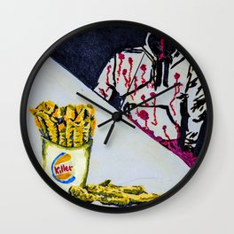 Mike lied it does matter Wall Clock