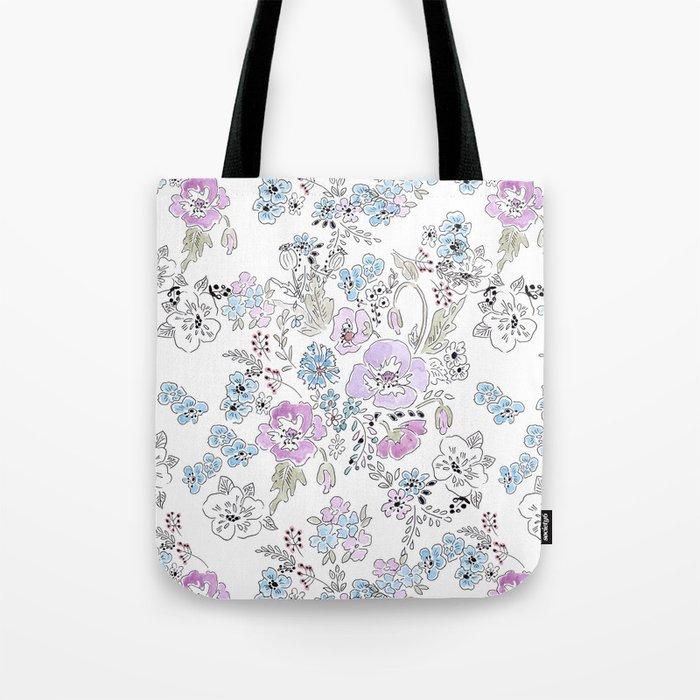 Watercolor . Spring .1 Tote Bag