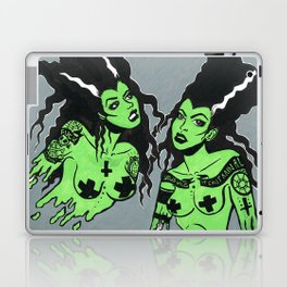 Zombie Women Laptop & iPad Skin
