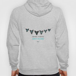 Amity Shark Fishing Hoody
