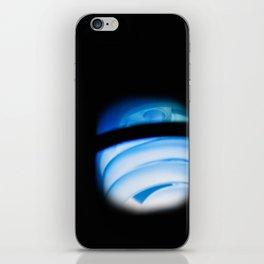 Blue Light District iPhone Skin