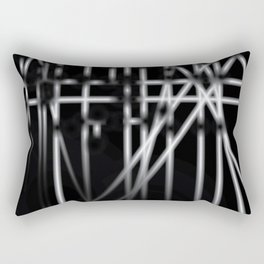 Light in Dark Rectangular Pillow