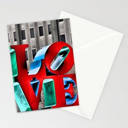 Love from Philly Stationery Cards
