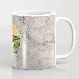 Burger Vision Coffee Mug