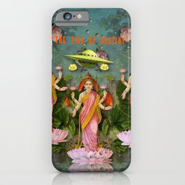 tHe tiDe of dEstiNy  iPhone Case
