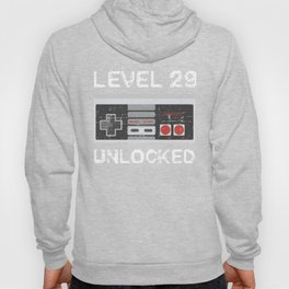 29th Birthday Gift for Him or Her Hoody