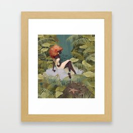 Tranquil Reflections Framed Art Print