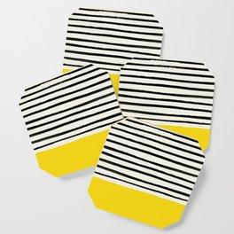 Sunshine x Stripes Coaster
