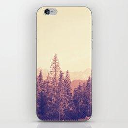Faded Hills iPhone Skin