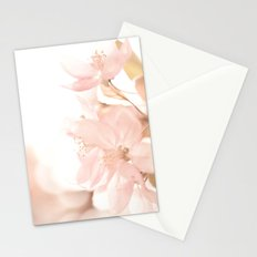 Softness embraced Stationery Cards