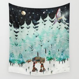 Reconnaissance Wall Tapestry