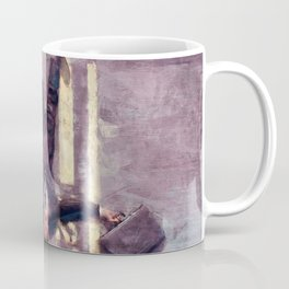 Lloyd Christmas Fell Off The Jetway Again - Dumb And Dumber Coffee Mug