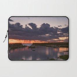 Rainy Lanescove Sunset Laptop Sleeve