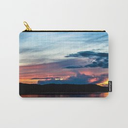 La Conner Sunset Carry-All Pouch