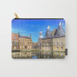 Three Mills Bow London Carry-All Pouch