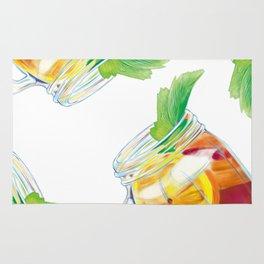 Summer Cocktail Rug