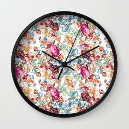 Vintage fairyland Wall Clock