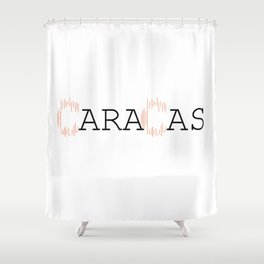 Soto de Caracas Shower Curtain