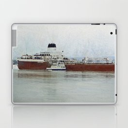 Roger Blough and Ojibway Laptop & iPad Skin