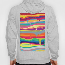DRIPPING---COLOR Hoody