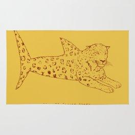 Jaguar Shark Rug