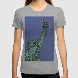 Lady Liberty #6 T-shirt