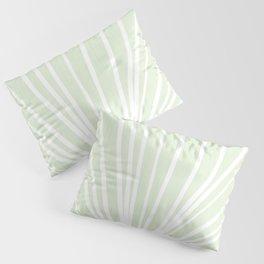 Dandelions in Mint by Friztin Pillow Sham