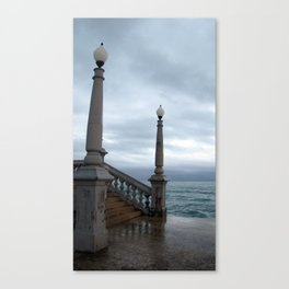 "untitled (Sitges) ""A SAFE PLACE"" series Canvas Print"