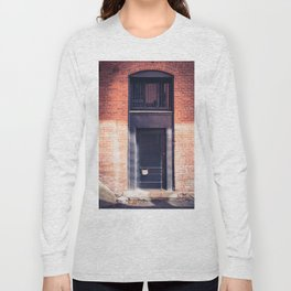 In the Door series, from my street photography collection Long Sleeve T-shirt