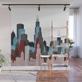 Chicago Gothic Wall Mural