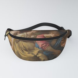 """Johannes Vermeer """"Diana and her Companions"""" Fanny Pack"""