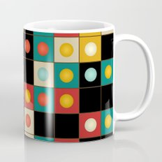 Colors on black Coffee Mug