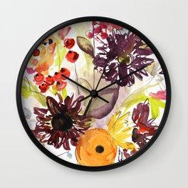 The Last Hurrah Wall Clock