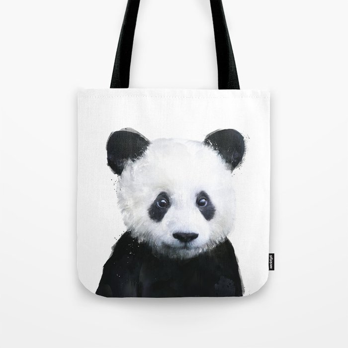 Little Panda Tote Bag