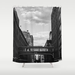 The Highline II Shower Curtain