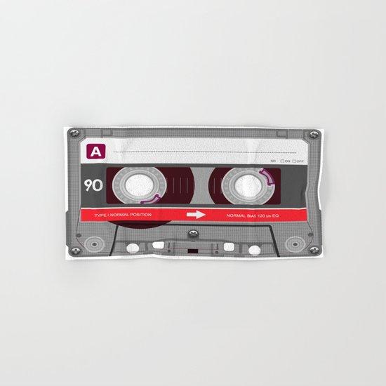 K7 cassette 6 bis Hand & Bath Towel