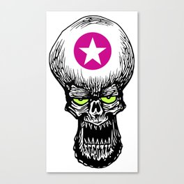 Mr. Star Canvas Print